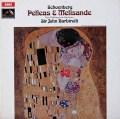 バルビローリのシェーンベルク/「ペレアスとメリザンド」 英EMI 2828 LP レコード