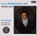 バックハウス&イッセルシュテットのベートーヴェン/ピアノ協奏曲第3番ほか 独DECCA 2828 LP レコード