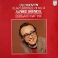ブレンデル&ハイティンクのベートーヴェン/ピアノ協奏曲第4番 蘭PHILIPS 2831 LP レコード