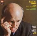 【オリジナル盤】リヒテル&マゼールのバルトーク/ピアノ協奏曲第2番ほか 英EMI 2833 LP レコード