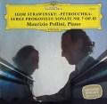 ポリーニのストラヴィンスキー/「ペトルーシュカ」ほか 独DGG 2841 LP レコード