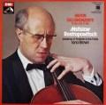 ロストロポーヴィチのハイドン/チェロ協奏曲第1&2番 独EMI 2843 LP レコード