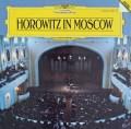 ホロヴィッツ/モスクワライヴ1986 独DGG 2843 LP レコード