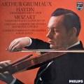 グリュミオーのハイドン&モーツァルト/ヴァイオリン協奏曲集 蘭PHILIPS 2848 LP レコード