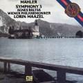 マゼールのマーラー/交響曲第3番 蘭CBS 2849 LP レコード
