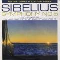 バルビローリのシベリウス/交響曲第5番 英PYE 2816 LP レコード