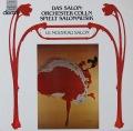 ケルン・サロン・オーケストラのサロン音楽集 独HM 2818 LP レコード
