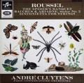 【オリジナル盤】クリュイタンスのルーセル/蜘蛛の響宴ほか 英Columbia 2901 LP レコード