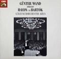 ヴァントのハイドン&バルトーク 独EMI 2901 LP レコード