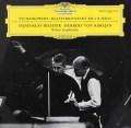 リヒテル&カラヤンのチャイコフスキー/ピアノ協奏曲第1番  独DGG 2903 LP レコード