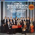 アーノンクールのバッハ/ブランデンブルク協奏曲第3,5&6番  独TELEFUNKEN 2904 LP レコード