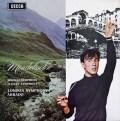 アバドのメンデルスゾーン/交響曲第3番「スコットランド」& 第4番「イタリア」 英DECCA 2904 LP レコード