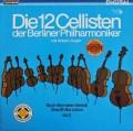 ベルリン・フィル12人のチェロ奏者たち vol.2 独TELEFUNKEN 2907 LP レコード