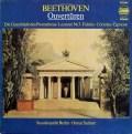 スウィトナーのベートーヴェン/序曲集 独ETERNA 2907 LP レコード