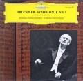 フルトヴェングラーのブルックナー/交響曲第9番 独DGG 2909 LP レコード