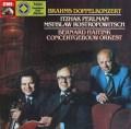 パールマン、ロストロポーヴィチ&ハイティンクのブラームス/二重協奏曲 独EMI 2909 LP レコード