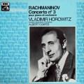 ホロヴィッツのラフマニノフ/ピアノ協奏曲第3番  仏EMI(VSM) 2911 LP レコード