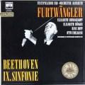 フルトヴェングラーのベートーヴェン/交響曲第9番 独ELECTROLA 2911 LP レコード