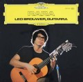 ブローウェル/現代ギター作品集 独DGG 2917 LP レコード