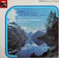 バルビローリのグリーグ/4つのノルウェー舞曲ほか 英EMI 2917 LP レコード