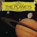 カラヤンのホルスト/組曲「惑星」 独DGG 2919 LP レコード