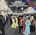 マゼールのマーラー/交響曲第5&6番 蘭CBS 2919 LP レコード
