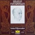 フルトヴェングラーのブラームス/「ハイドン変奏曲」ほか  独DGG 2921 LP レコード