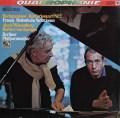 ワイセンベルク&カラヤンのラフマニノフ/ピアノ協奏曲第2番ほか  独EMI 2923 LP レコード