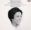 ラローチャのモーツァルト/ピアノソナタ第12,16&18番ほか 独DECCA 2923 LP レコード