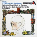 アンセルメのラヴェル/「子どもと魔法」 英DECCA 2923 LP レコード