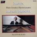ブレンデルのハイドン/ピアノソナタ集 蘭PHILIPS 2923 LP レコード