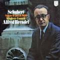 ブレンデルのシューベルト/ピアノソナタ第21番ほか 蘭PHILIPS 2923 LP レコード