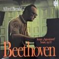 ブレンデルのベートーヴェン/ピアノソナタ第23番「熱情」&32番 蘭PHILIPS 2923 LP レコード