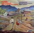 ネルソヴァ&ジュスキントのドヴォルザーク/チェロ協奏曲ほか 英turnabout 2925 LP レコード