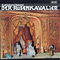 ショルティのR.シュトラウス/「ばらの騎士」全曲 英DECCA 2925 LP レコード