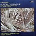 メータのストラヴィンスキー/「春の祭典」 英DECCA 2925 LP レコード