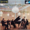 カーゾンらのシューベルト/ピアノ五重奏曲「鱒」 米(英)LONDON 2925 LP レコード
