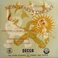 クラウスのニューイヤー・コンサート(2) 独DECCA 2925 LP レコード