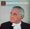 カイルベルトのベートーヴェン/交響曲第5&8番 独TELEFUNKEN 2925 LP レコード