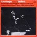フルトヴェングラーのブラームス/交響曲第4番ほか 英Unicorn Records 2925 LP レコード