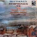 ジュリーニのベートーヴェン/交響曲第8&9番「合唱付き」 仏EMI(VSM) 2925 LP レコード