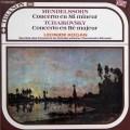 コーガンのメンデルスゾーン&チャイコフスキー/協奏曲集 仏EMI 2925 LP レコード