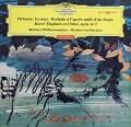 【オリジナル盤】カラヤンのドビュッシー/「海」ほか 独DGG 2925 LP レコード