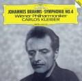 クライバーのブラームス/交響曲第4番 独DGG 2925 LP レコード