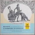 バルトレッティのロッシーニ/「セビリャの理髪師」全曲 独DGG 2925 LP レコード