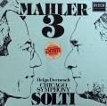 ショルティのマーラー/交響曲第3番 独DECCA 2925 LP レコード