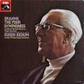 ヨッフムのブラームス/交響曲全集 英EMI 2925 LP レコード