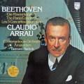 アラウ&ハイティンクのベートーヴェン/ピアノ協奏曲全集 蘭PHILIPS 2925 LP レコード