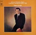 グールドのバッハ/ゴルトベルク変奏曲 独CBS 2927 LP レコード