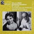 ヴィラ=ロボスの自作自演/「ブラジル風バッハ」 仏EMI(VSM) 2927 LP レコード